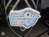 Tour Du Bouchon de Champagne
