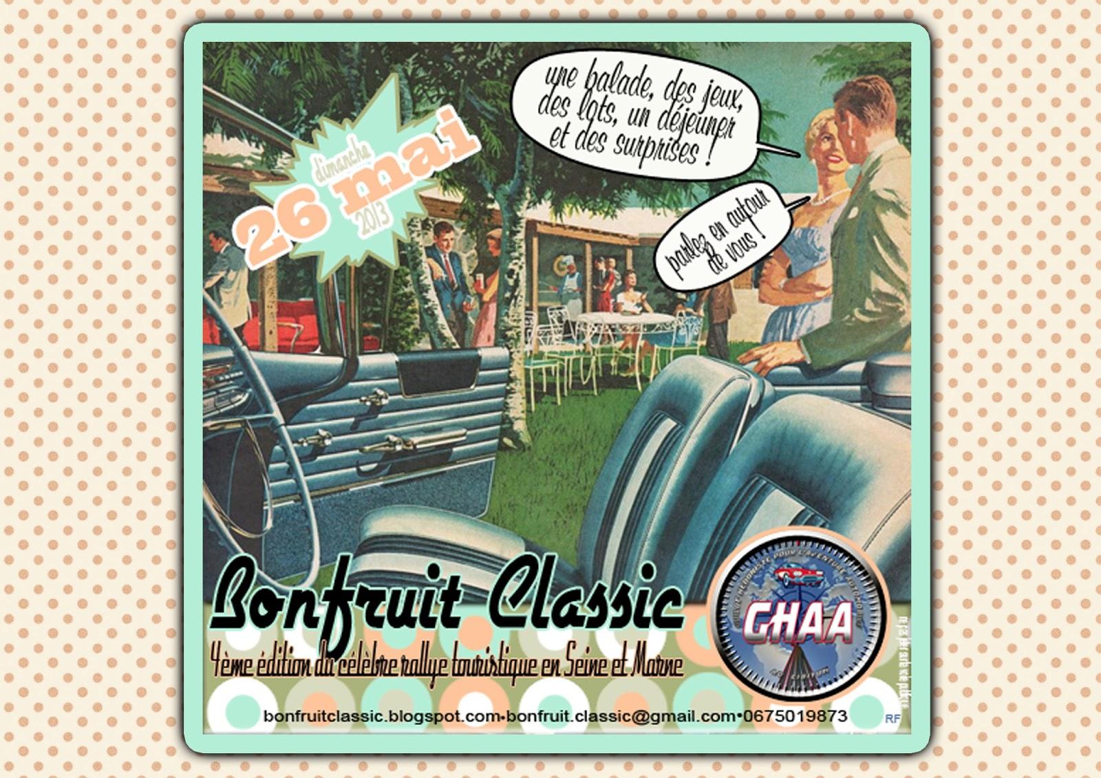 Bonfruit Classic 2013