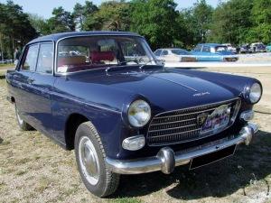 Peugeot 404 12
