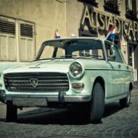 Peugeot 404, l'injection française.