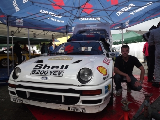 Ford RS 200 1