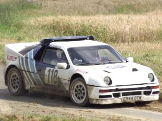Ford RS200 10