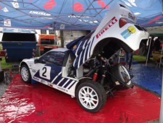 Ford RS200 6