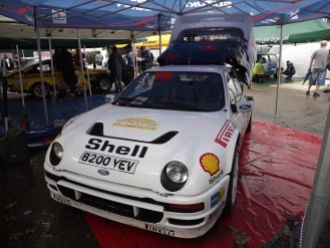 Ford RS200 8