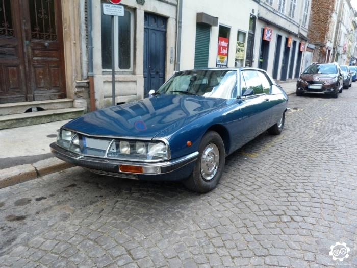Citroën SM 3