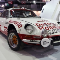 Les Gloires du Rallye : Alpine A110