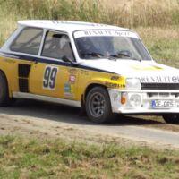 Les Gloires du Rallye : Renault 5 Turbo