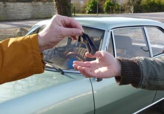 Louer une voiture ancienne