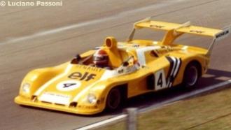 Alpine A442 1976 Monza