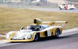 Alpine A442 1977 Mosport
