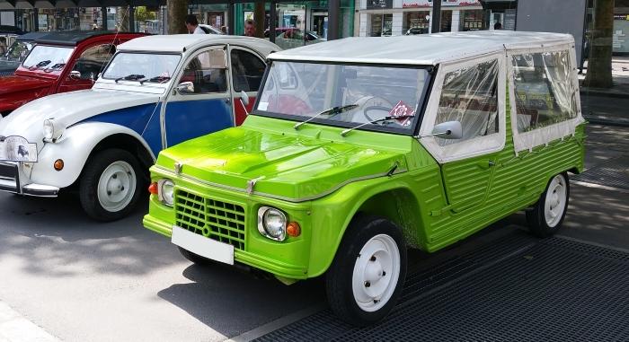 Citroën Méhari 1