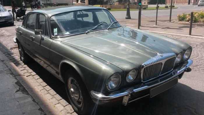 Daimler Sovereign 2