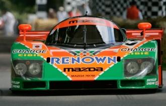 Festival Of Speed Mazda