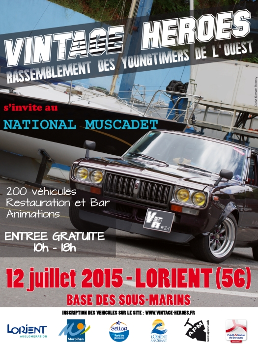 Vintage Heroes Lorient