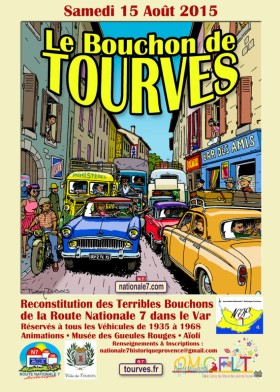 Bouchon Tourves 2015