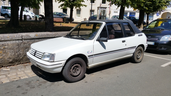 Peugeot 205 CJ 1