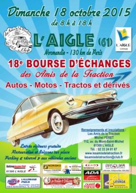Bourse de l'Aigle
